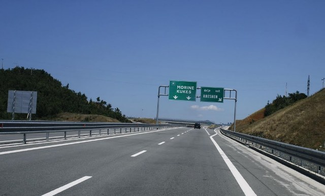 Northern highway, Albanian company is given a concession which was initially given to a Turkish company