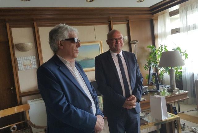 Albanian-Greek plans to address organized crime