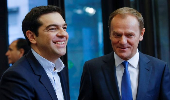 Tsipras: Europe must not become stuck in the logic of inertia