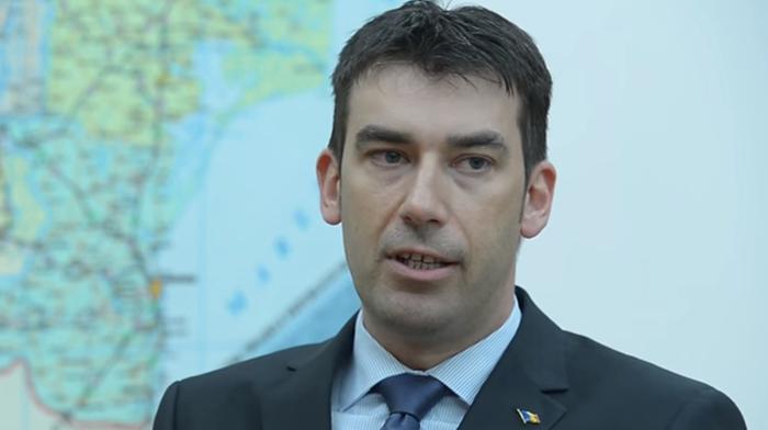 Ioan Dragos Tudorache nominated as interior minister (biography)
