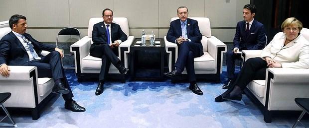 Erdogan in G20
