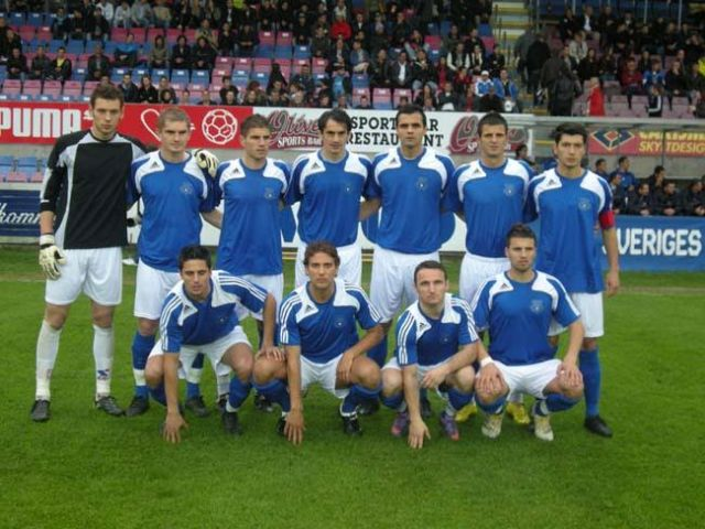 Kosovo ready for the match against Finland