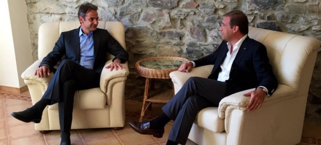 Mitsotakis: Only liberal reforms will bring development