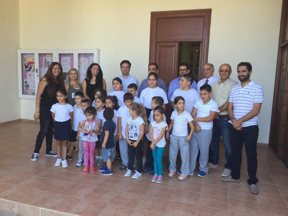 Teachers at occupied school not yet approved by Turkish Cypriot regime