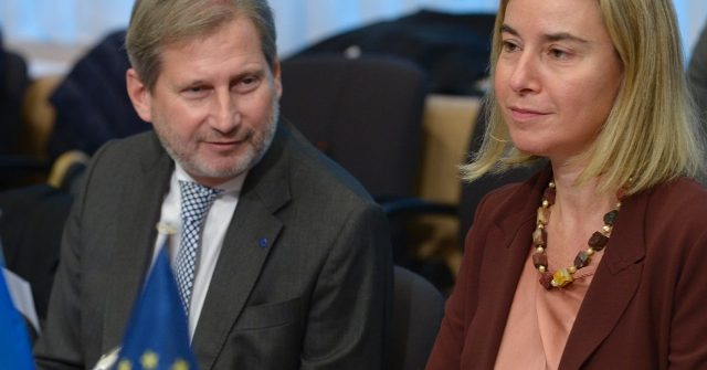 The European Union praises the agreement reached on the holding of elections in FYROM