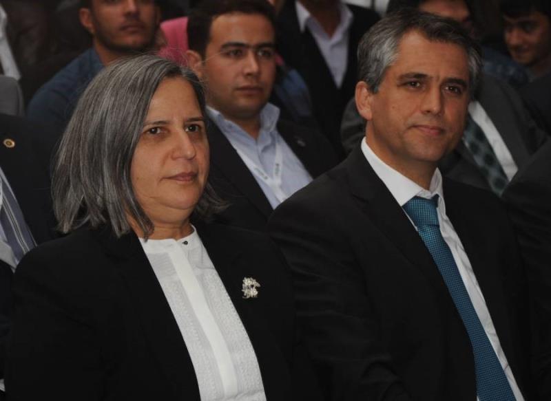 Turkish court arrests Diyarbakır co-mayors