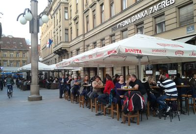 Number of employed persons in Croatia in September down 0.8%