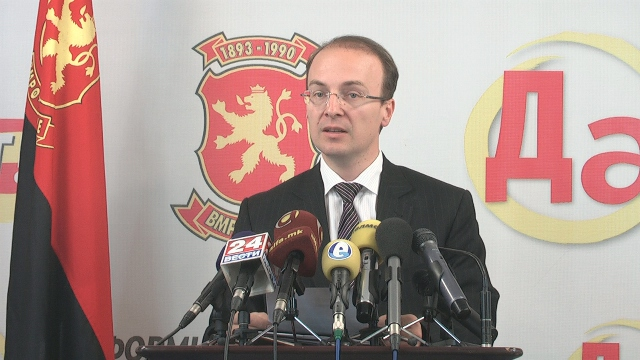 VMRO-DPMNE accuses Special Prosecution