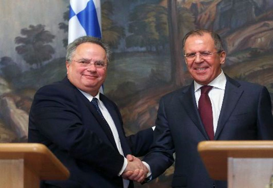 Russian FM Sergey Lavrov to visit Athens