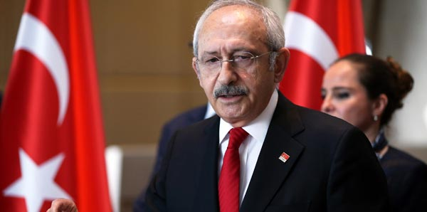 CHP, AKP in new row over intelligence lists of 'Gülenists'