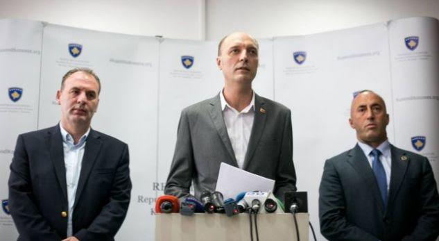 """Kosovo's opposition against """"The Unity Team"""" in the talks with Serbia"""