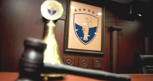 Role of the Constitutional Court in the consolidation of the state of Kosovo