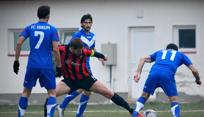 Skopje defeats Shkendija in Tetovo