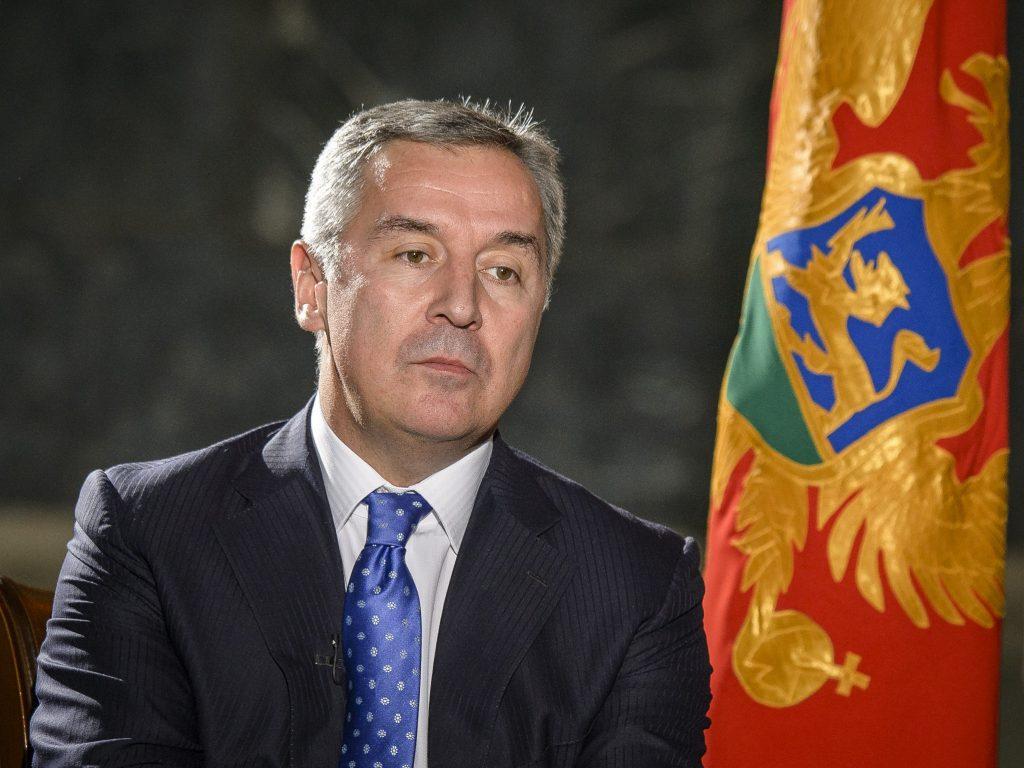 Montenegrin PM Milo Djukanovic steps down