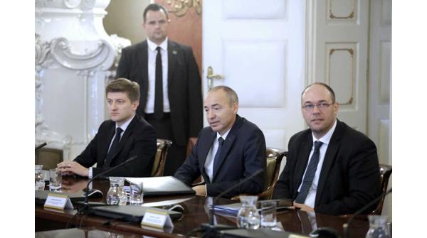FM Stier: Bosnia and Herzegovina's European path a priority
