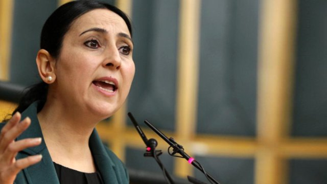 Turkish society does not want presidential system: HDP co-chair