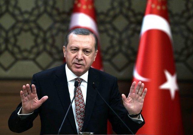 Istanbul should be center of UN: President Erdoğan