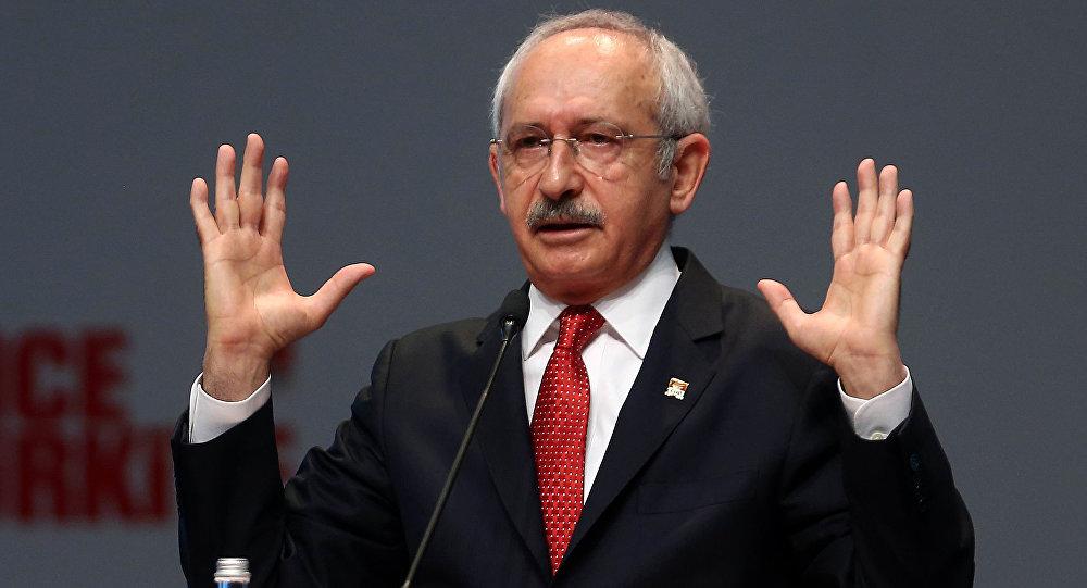 CHP leader calls on Bahçeli to make Erdoğan 'king'