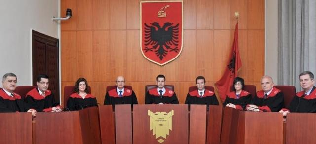 Constitutional Court quashes the bill on the auditing of judicial officials