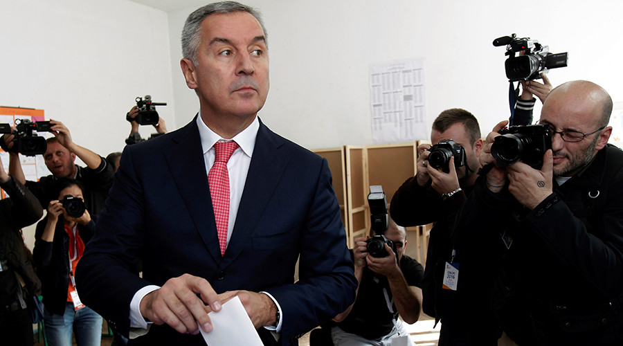 Vucic: Every second of Djukanovic's activities was illegally traced