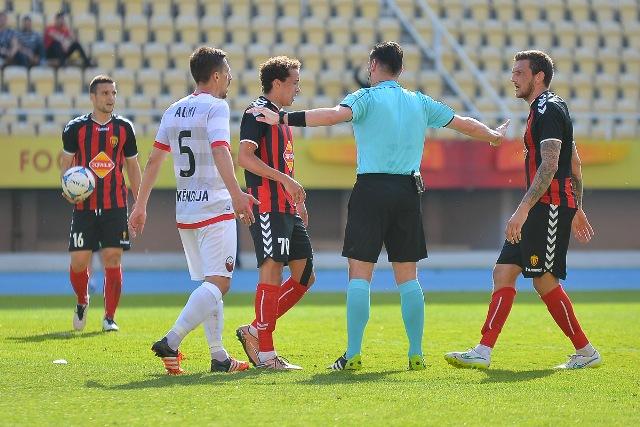 Vardar defeats Shkendija in Tetovo