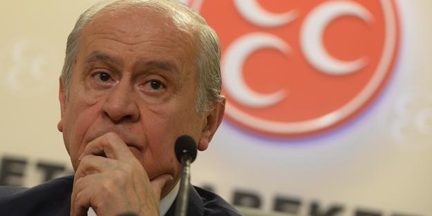 Turkish state deadlocked, regime on the verge of crisis: MHP head Bahçeli