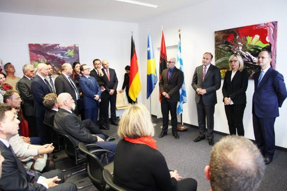Joint embassies between Kosovo and Albania