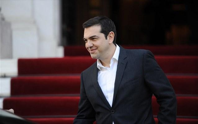 Alexis Tsipras to begin marathon talks on Greek debt relief