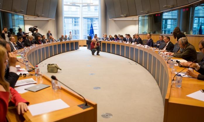 """Friends of Albania"" in the European Parliament"