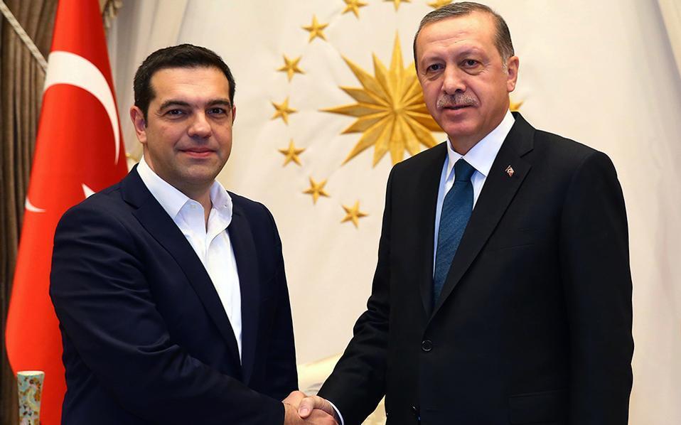 Αναβαθμίζει ο Erdogan την επίσκεψη Τσίπρα στην Τουρκία