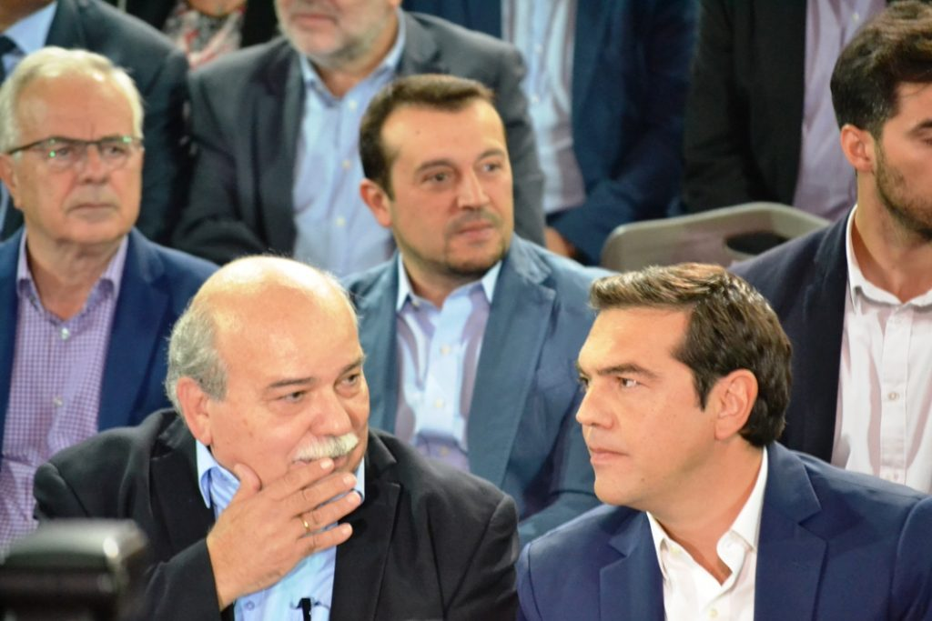 Tsipras in absolute control of his party