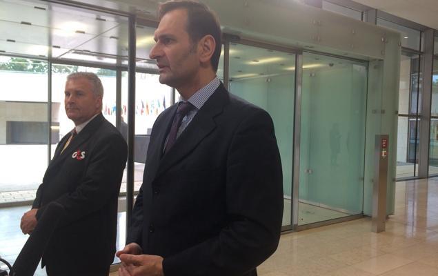 Croatian FM Kovač attends FAC meeting in Luxembourg