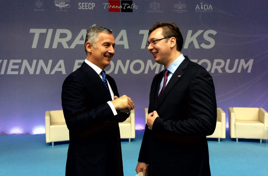 Vucic skeptical over claims on Djukanovic's hijacking