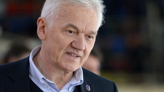 Putin's friend becomes Serbia's honorary consul