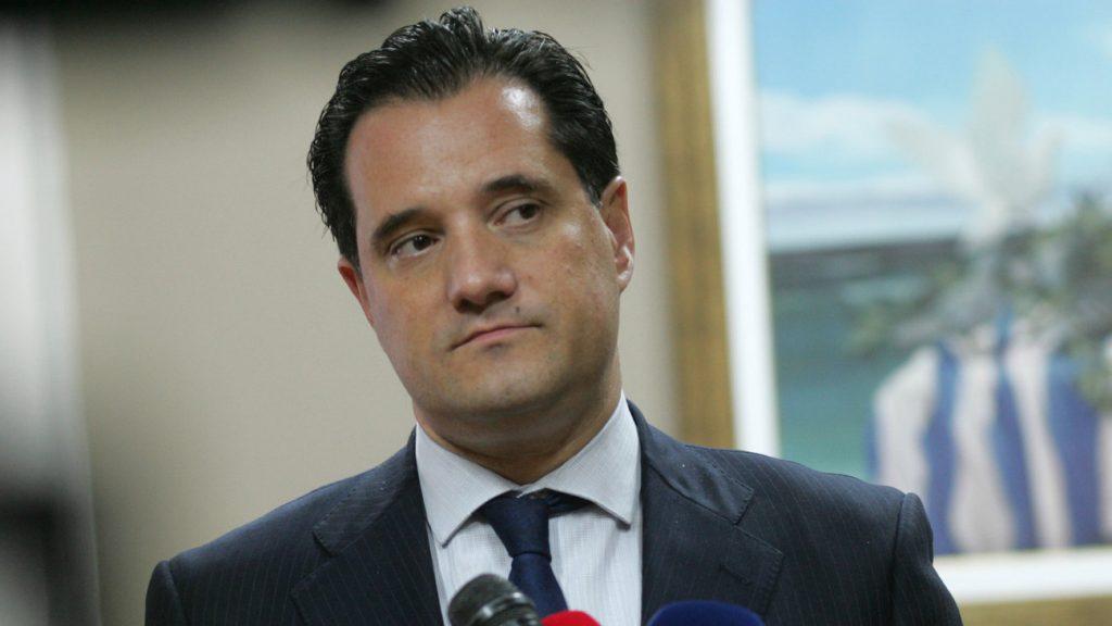 Adonis Georgiadis: Possible New Democracy coalition with 'PASOK' and 'To Potami'