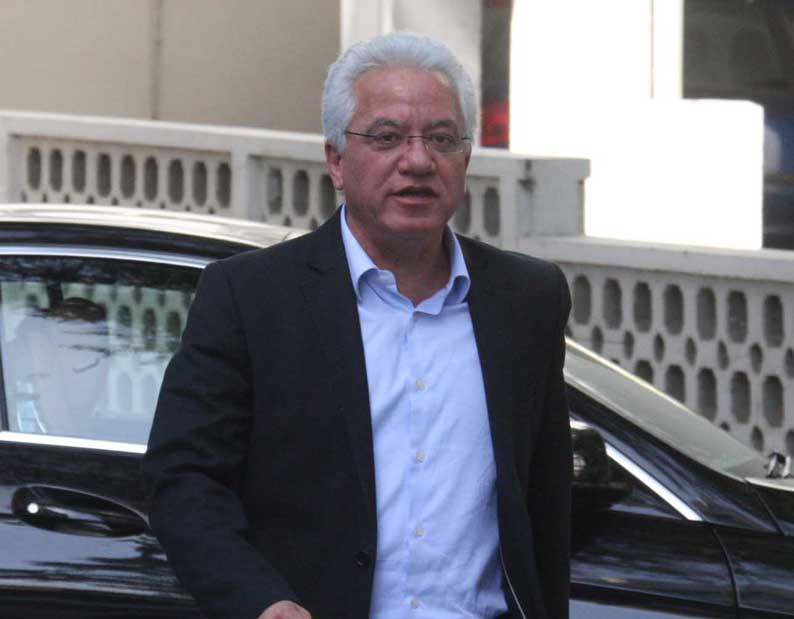 The Minister of Justice Mr Ionas Nicolaou to participate in the Justice and Home Affairs Council of the EU, in Luxembourg