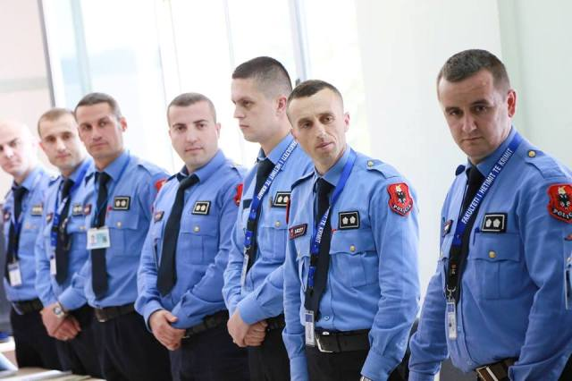 Police salaries in Albania are increased by 17%