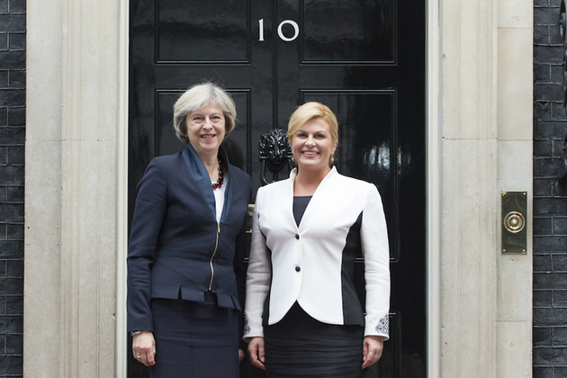 President says Croatia to protect its nationals after Brexit