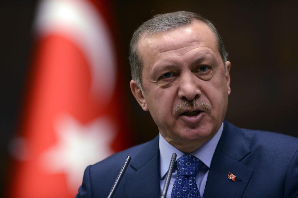 Erdoğan slams isolation of Turkey from Iraq operation