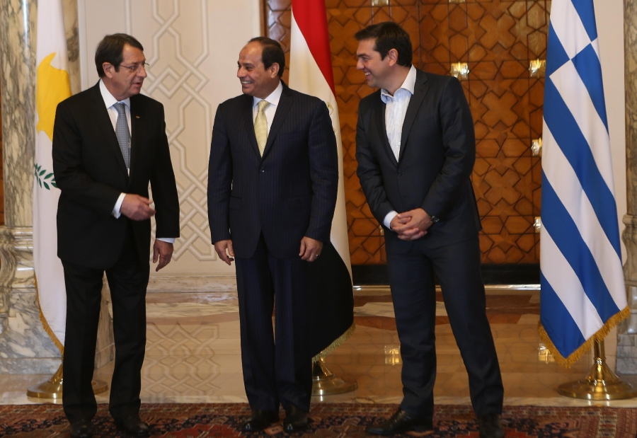 Egypt – Greece – Cyprus Trilateral Summit, Cairo Joint Declaration