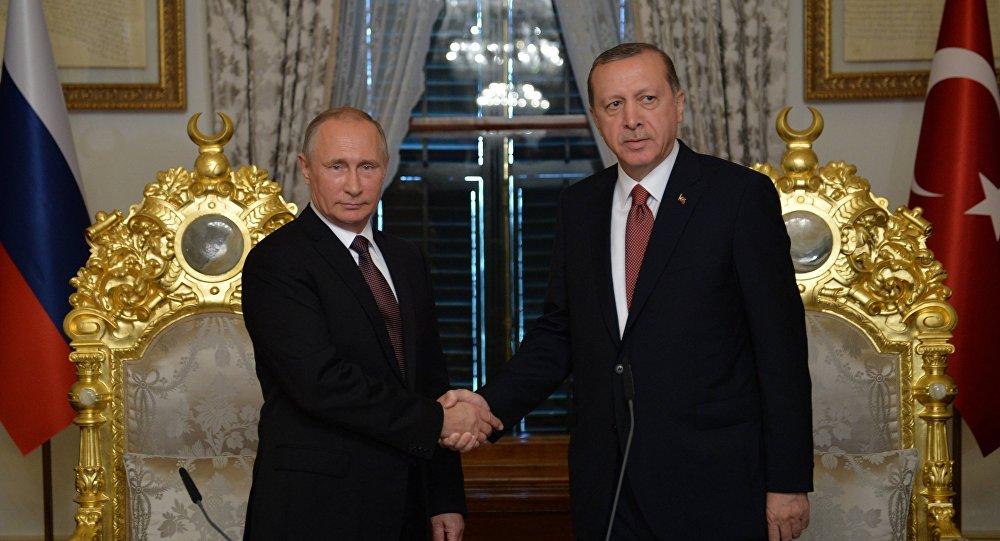 Erdogan-Putin meeting in Istanbul aimed at developing Turkish-Russian cooperation