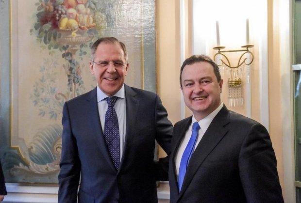 Dačić: Lavrov scheduled for a visit, Medvedev not