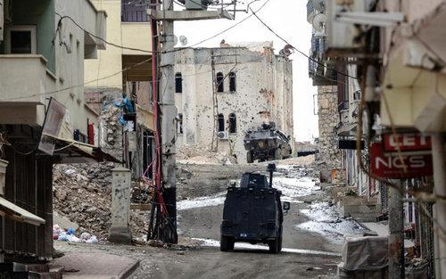 Soldier killed in PKK attack Turkey's southeast