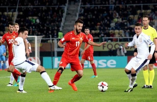 FYROM defeated in Skopje by Italy