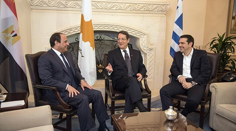 President of Republic to participate in Cyprus – Greece – Egypt Trilateral Summit, in Cairo
