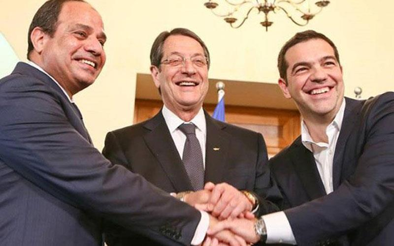 Cypriot and Egyptian Presidents discuss Cyprus problem and bilateral relations