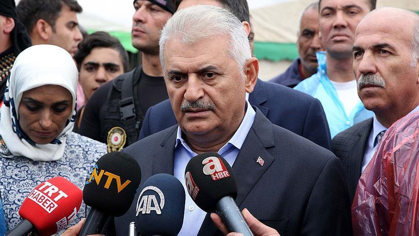 Iraqi govt's remarks on Turkish troops 'provocative,' says PM Yıldırım