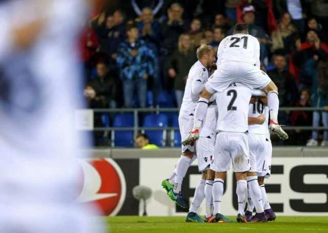 2018 World Cup, Albania wins 2-0 against Lichtenstein