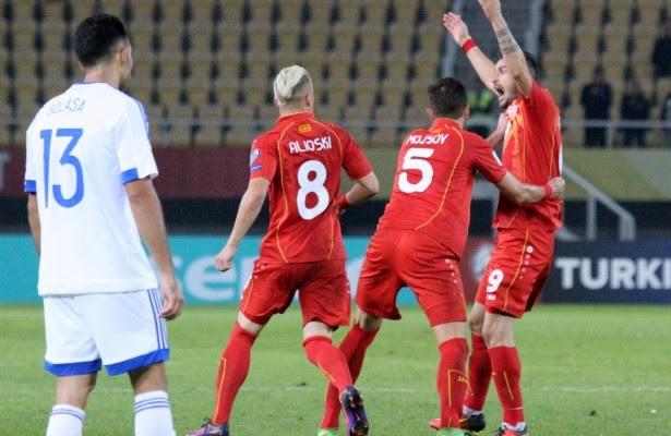 FYROM defeated by Israel in Skopje