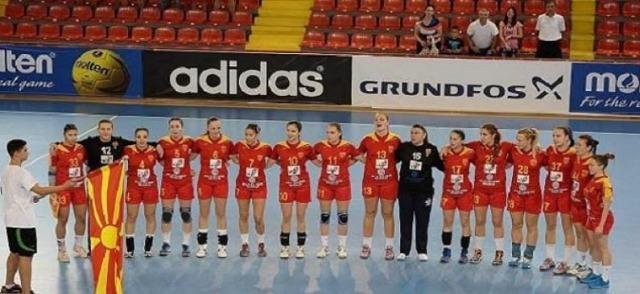 FYROM's handball team defeated in Podgorica